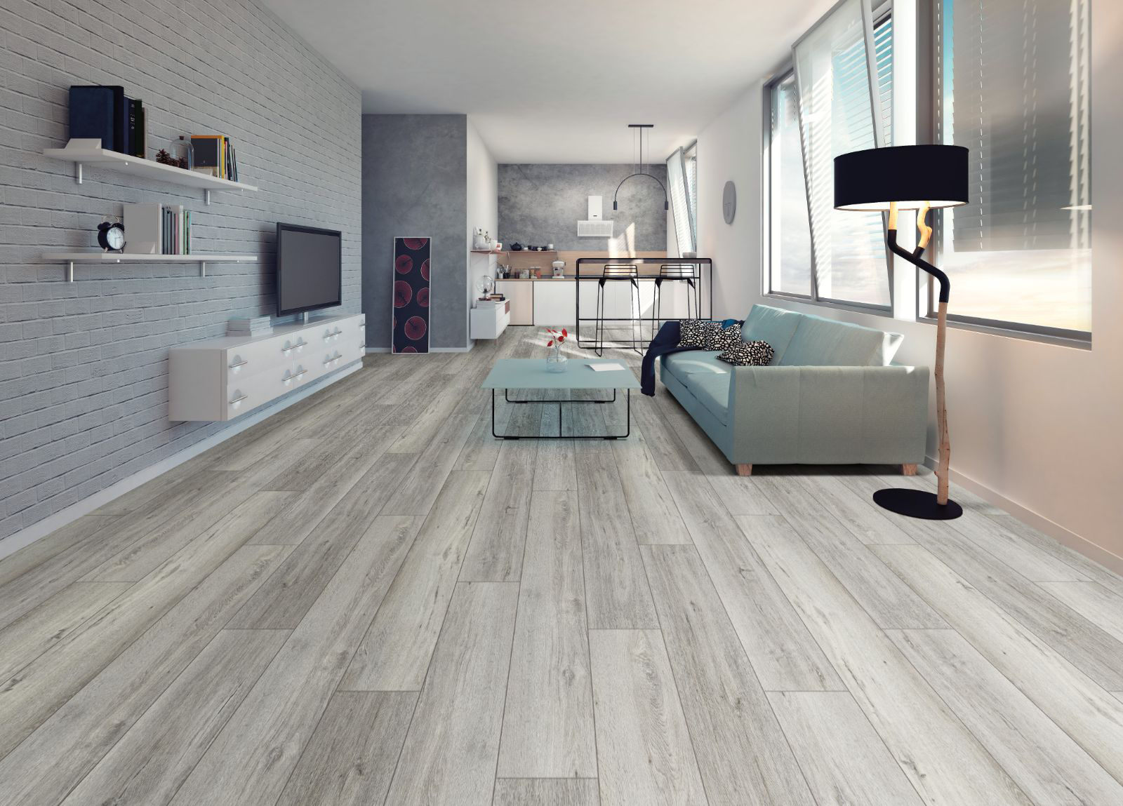 The Difference Between Spc Lock Floor And Wooden Floor