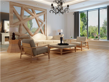 The Wood Flooring Upper Wall